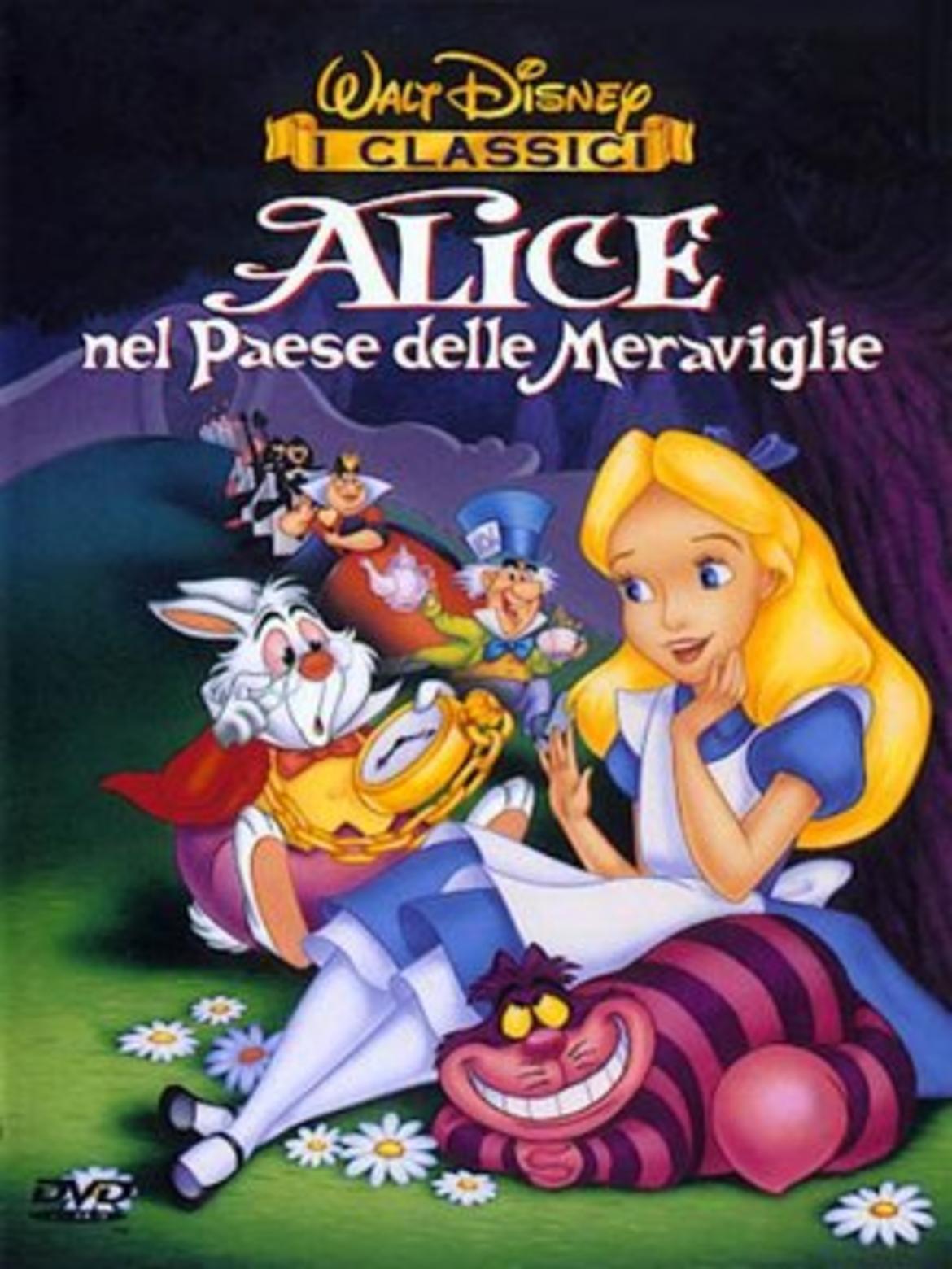 Alice nel paese delle meraviglie trentino cultura