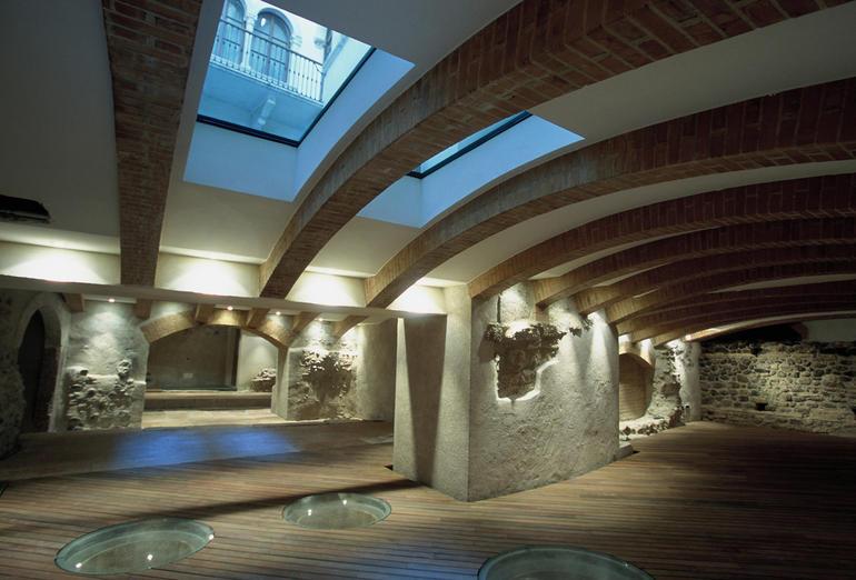 tridentum trento sotterranea - photo#16