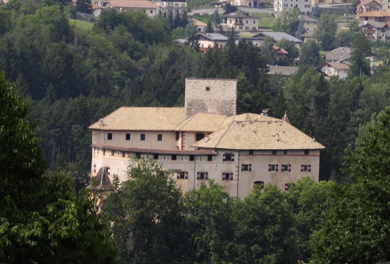 Castelfondo castle trentino cultura for Castel vasio