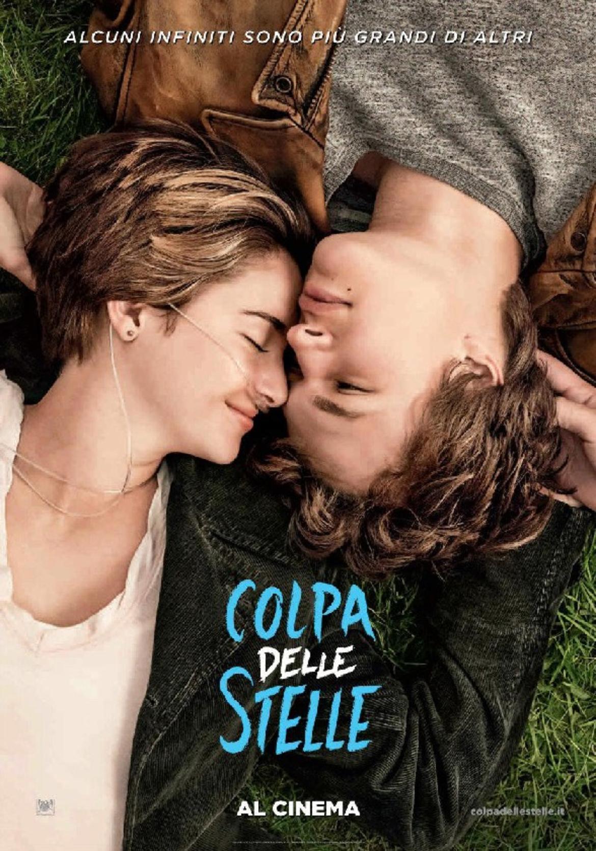 Colpa delle Stelle (Das Schicksal ist ein mieser Verräter