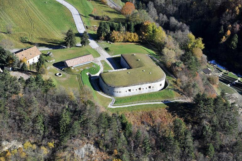 Forte Larino imagefull Sentinelle di Pietra, spettacolo al Forte Dossaccio