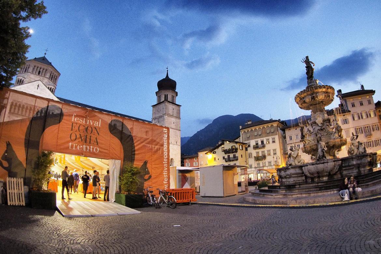 Ufficio Job Guidance Trento : Th trento festival of economics trentino cultura