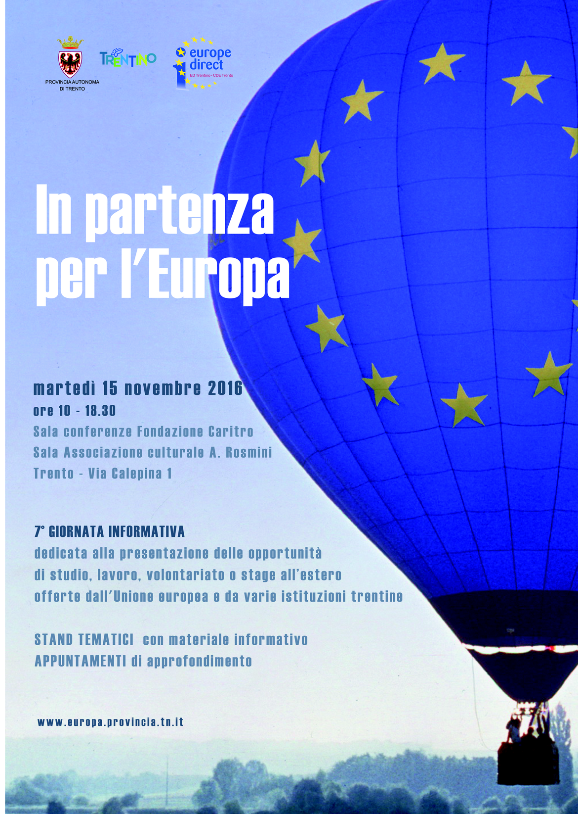 Rapporto Italiani (e trentini) nel mondo 2016 - Trentino Cultura