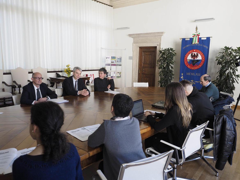 Ufficio Job Guidance Trento Orari : Career fair trentino cultura