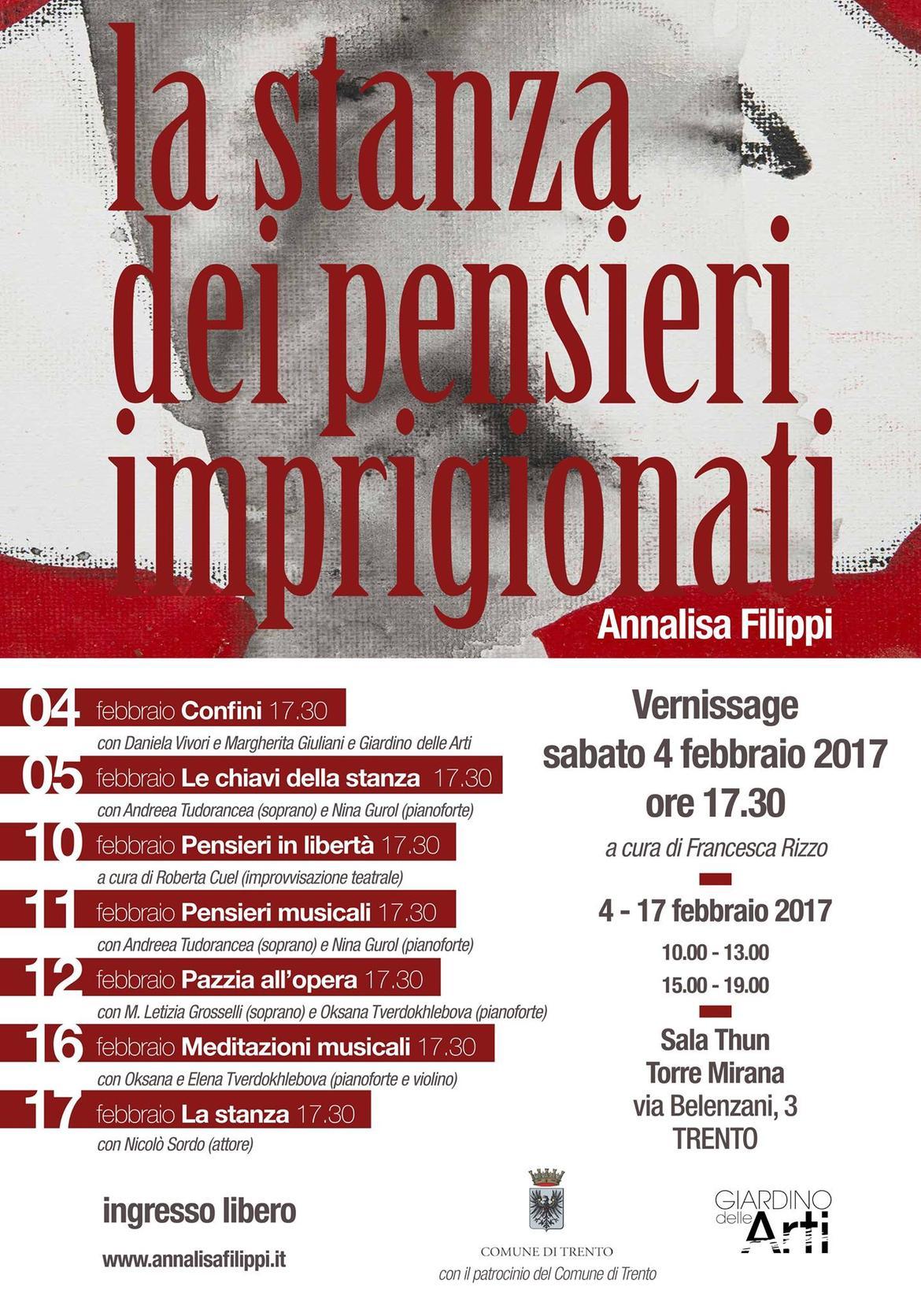 Pensieri in libertà - Trentino Cultura