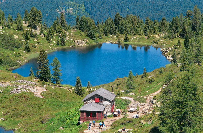 Lagorai d 39 incanto trentino cultura for Disegni di laghi