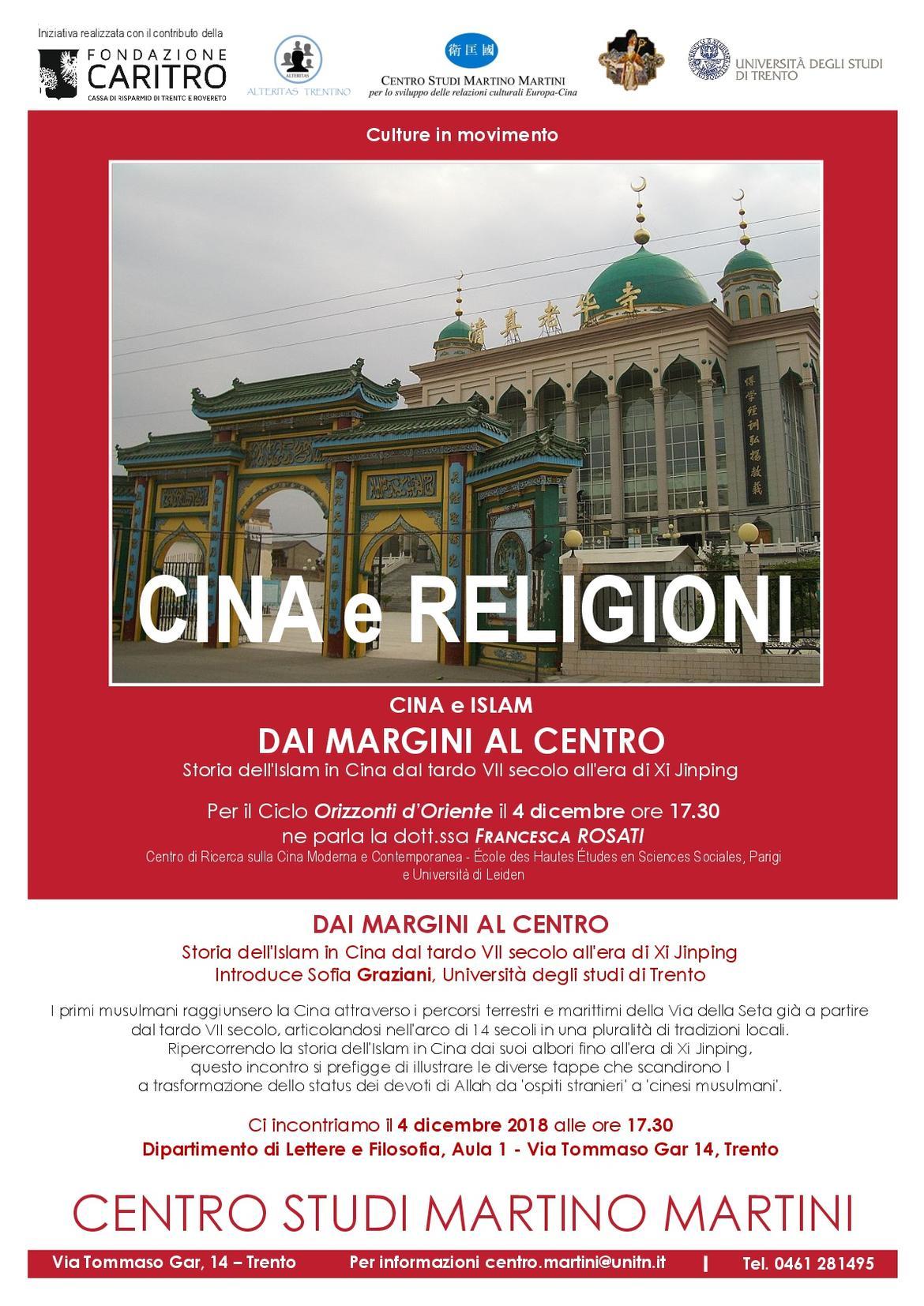 Religione incontri