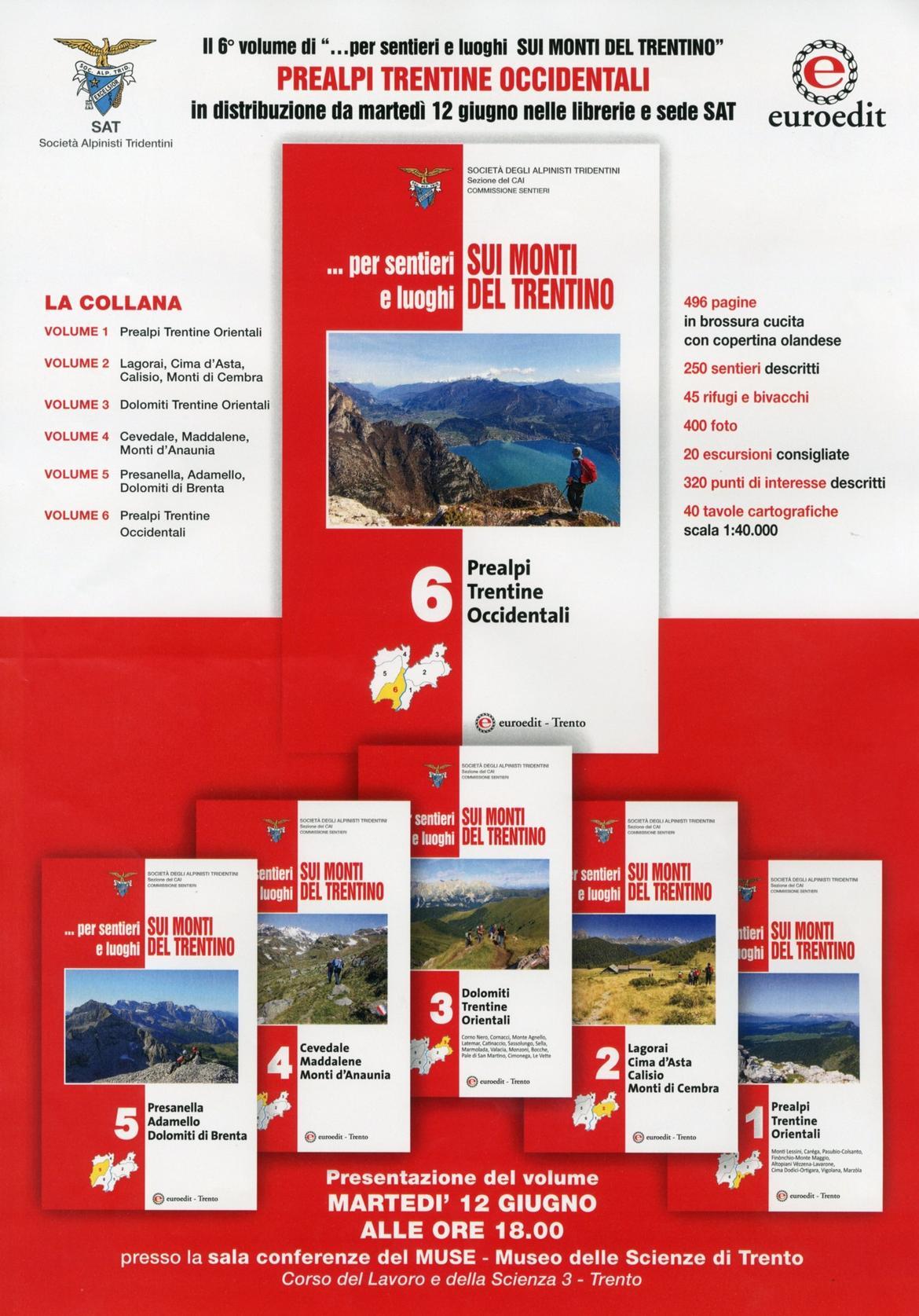Per sentieri e luoghi sui monti del Trentino - Trentino Cultura