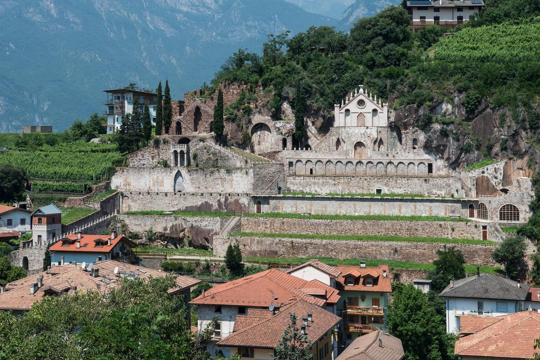 Giardino Bortolotti Detto Dei Ciucioi Trentino Cultura