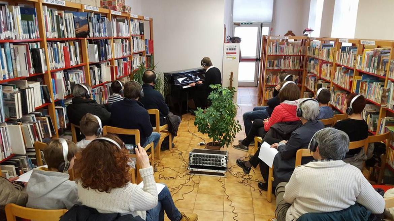 Ufficio Per Musica : Lavoro tra musica e silenzio raffaella lippolis
