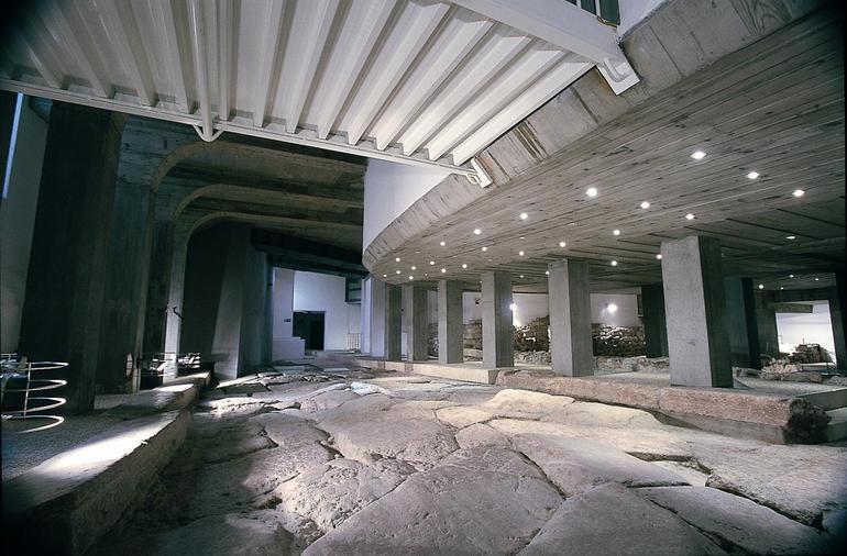 tridentum trento sotterranea - photo#13