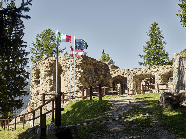Abendöffnung der Festung Strino - Trentino Cultura 7a35a8338a30
