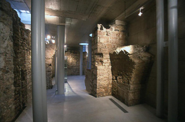 tridentum trento sotterranea - photo#1