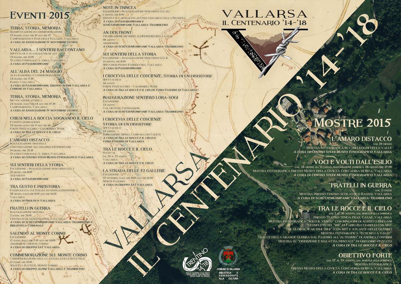 Vallarsa. Il Centenario  14- 18 - Trentino Cultura c33a00e08108
